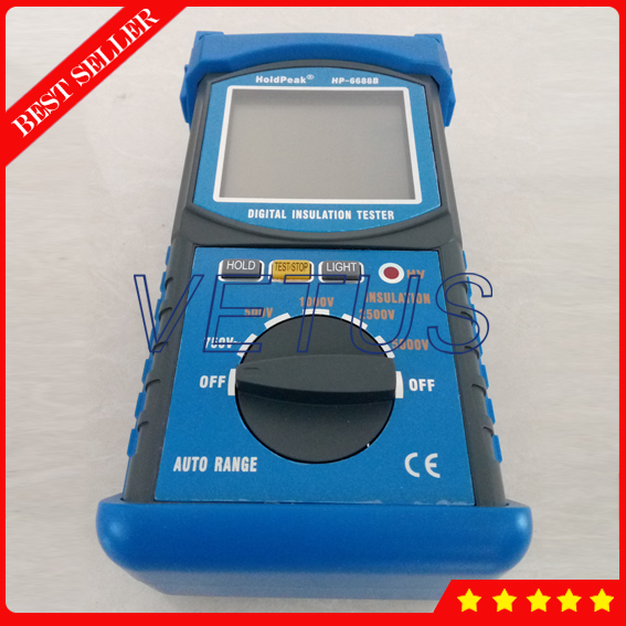 HP-6688B Electrical resistivity  measuring instruments with protable Insulation Resistance Tester купить
