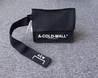 Waist bag women Fanny Pack bags luxury brand clear transparent a cold wall ACW canvas crossbody bag