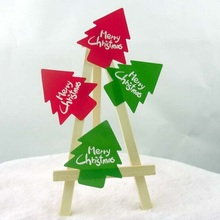 800pcs/lot Christmas tree design Seal Sticker Gift Sticker Label DIY Multifunction