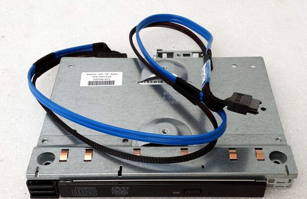 532390-001 489847-001 DL360G6 DL360G7 DVD Drive+Tray Original 95%New Well Tested Working One Year Warranty 459909 001 451791 001 smart array p700m 512mb controller original 95%new well tested working one year warranty