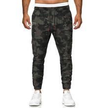 Sweatpants Joggers & Sweats Harem Pants Men Casual Trousers Camouflage Cargo for Sportswear New