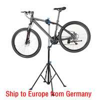 Fast Shipping To Europe From Germany Professional Bike Adjustable Height Repair Stand Telescopic Arm Bicycle Rack