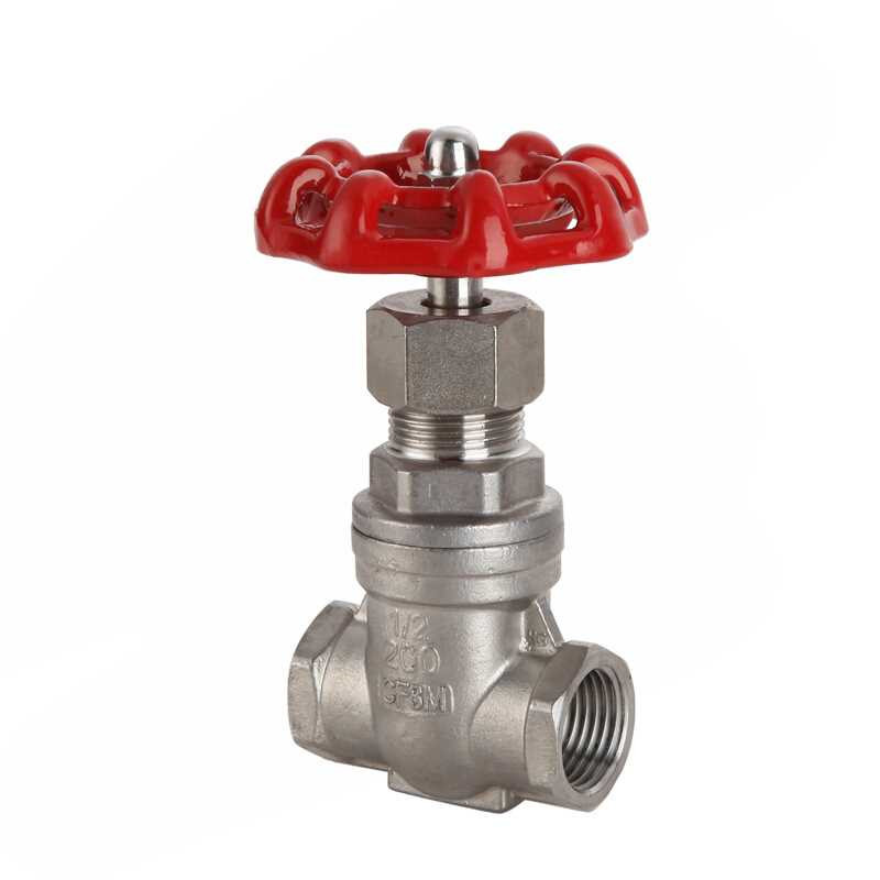 3//4 1Pcs Shut Off Valve for Water Fuel Gas,Stainless Steel SS304 Female Threaded BSP Pipe Ball Valves 6 Sizes