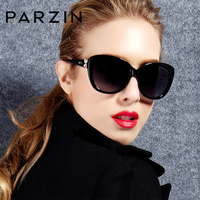 PARZIN New Arrival Luxury Sunglasses Women Polarized with UV400 Lens Top Quality Acetate Sun Glasses