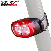 Bicycle Cycling Front Rear Tail LED Red Flash Light Safety Warning Lamp Cycling Safety Caution Light