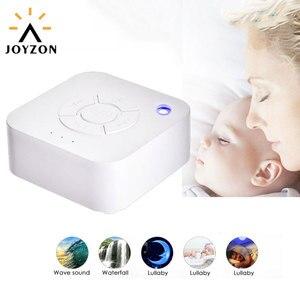 Image 1 - מכירה לוהטת תינוק צג לבן רעש שינה מכונת לשינה הרפיה עבור Cry Baby למבוגרים משרד USB טעינה מתוזמן כיבוי
