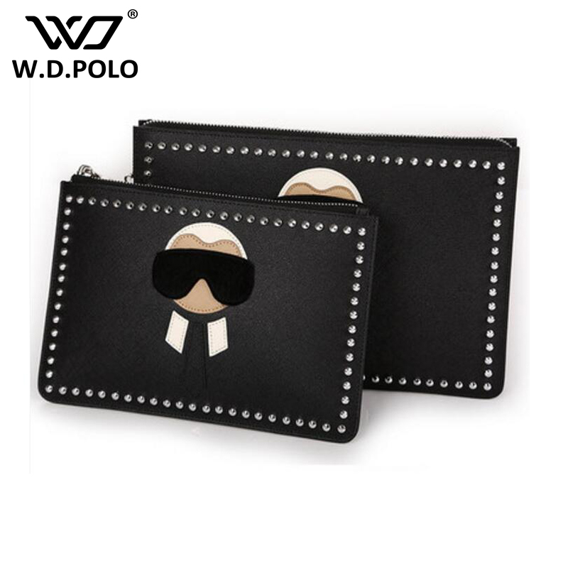 WDPOLO New day clutch women pu leather clutch high chic lady brand design handbag easy to take hot lady madam cross bags Z1054 new split leather snake skin pattern women trunker handbag high chic lady fashion modern shoulder bags madam seeks boutiquem2057