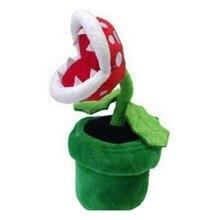 Super Mario Plush Piranha Plant Mario Plush 22CM Anime Toys Soft Toys for Kids Peluche Mario Stuffed Toy Kids Gift