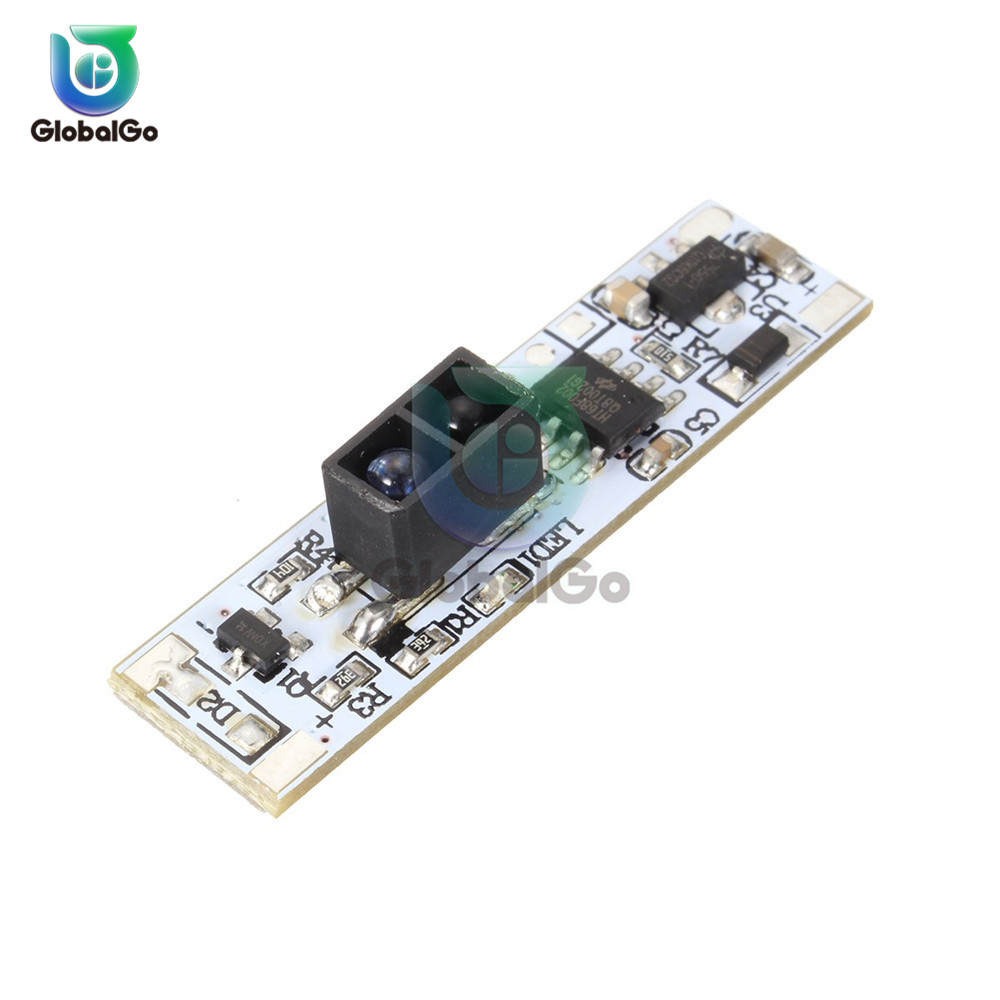 XK-GK-4010A DC 12V Short Distance Scan Sensor Sweep Hand Sensor Switches Module 36W 3A Constant Voltage for Auto Smart Home