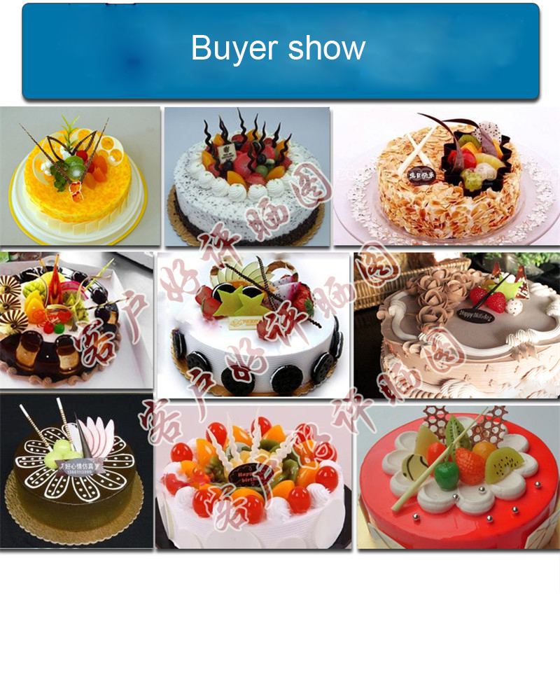 3D Chocolate Mold Baking Candy Cake Decoration DIY Mould Dessert Tool for Party
