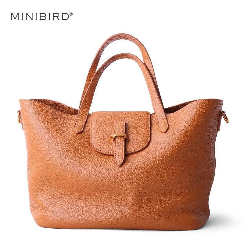 Genuine Leather Bag For Women Handbag Lady Cowhide Leather Thela Totes Ladies Cradle Bag Female Casual Crossbody Shoulder Bag цена 2017
