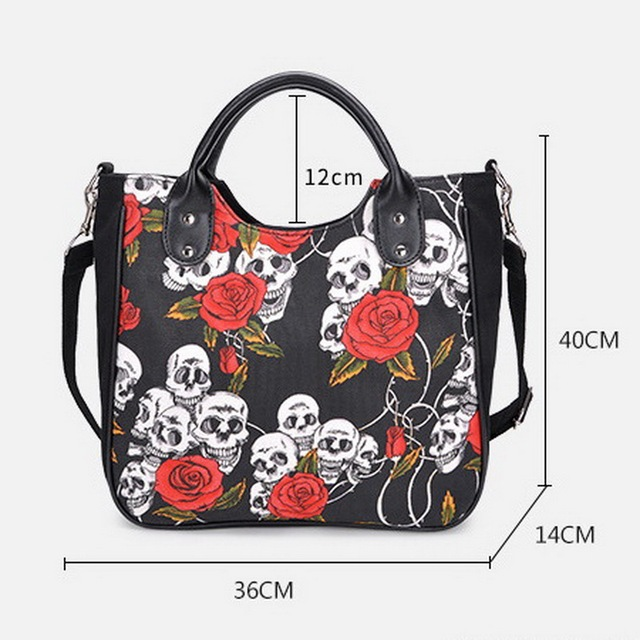 Halloween Bag 36 x 40 cm 5
