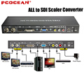 ALL to SDI Scaler Converter Composite VGA,DVI,HDMI signals to HD video SDI formats (HD-SDI SMPTE 292M /3G-SDI 424M/425M)
