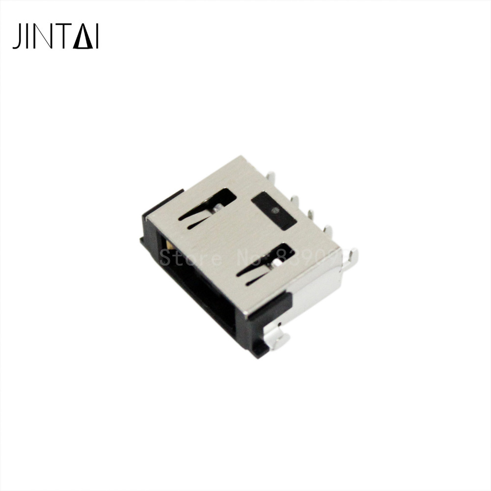 100% NEW Jintai DC AC POWER JACK CHARGERING SOCKET CONNECTOR FOR LENOVO ThinkPad Yoga 260 20FD00 ac dc power jack socket charging port connector for lenovo ideapad 100 14 100 14iby 100s 14iby 100 14ibr 100s 14ibr