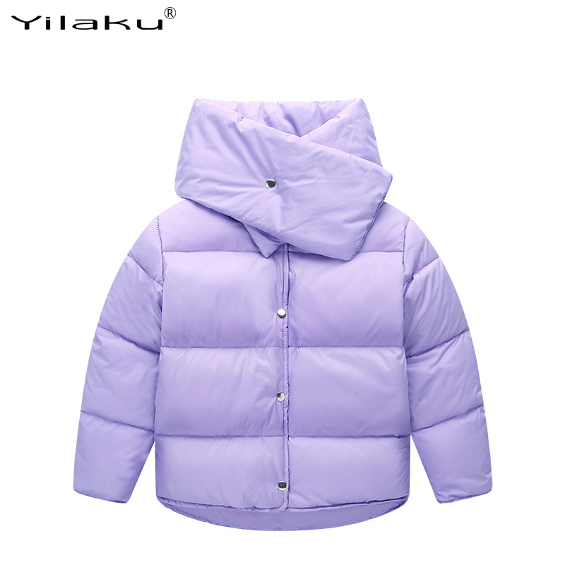 a470940e2a7 Νέα Παιδικά Μπουφάν για Αγόρια Κορίτσια Χειμερινά Ζεστά Παλτά ...