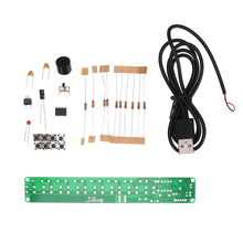 Simple Electronic Organ Kit Module DIY NE555 Soldering Practice Board Multi-note