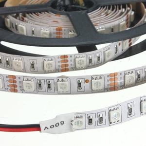 Image 4 - Lusine de LED élèvent des lumières 5M SMD 5050 DC12V LED Flexible élèvent la lumière de bande pour le légume de plante hydroponique de serre