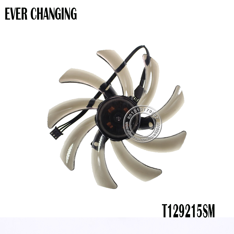 GV-R7 35OC GV-R726X-2GD GPU VGA Cooler Video card Fan For Gigabyte R7350 R7 260X graphics card cooling system title=