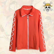 Red Cardigan Sogeking Usopp Hoodie Jacket
