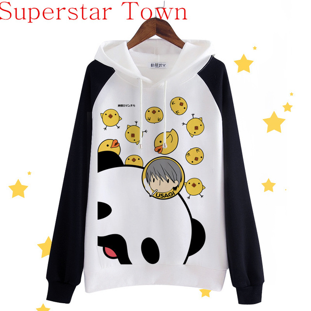 Junjonjo Rantica Anime Usaiko Hoodies Japonais Kawaii Vêtements Mignon  Hoodies Femmes Sweats Pollvers adc592503442