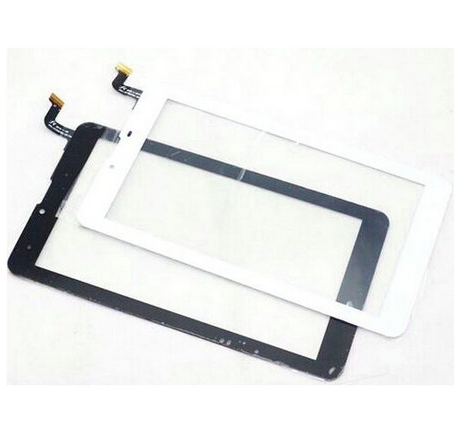 New Touch Screen For 7 Irbis TZ70 LTE 4G Tablet Touch Panel digitizer Glass Sensor Replacement Free Shipping new for tz70 tablet version 2 7 inch touch screen touch panel digitizer glass sensor replacement