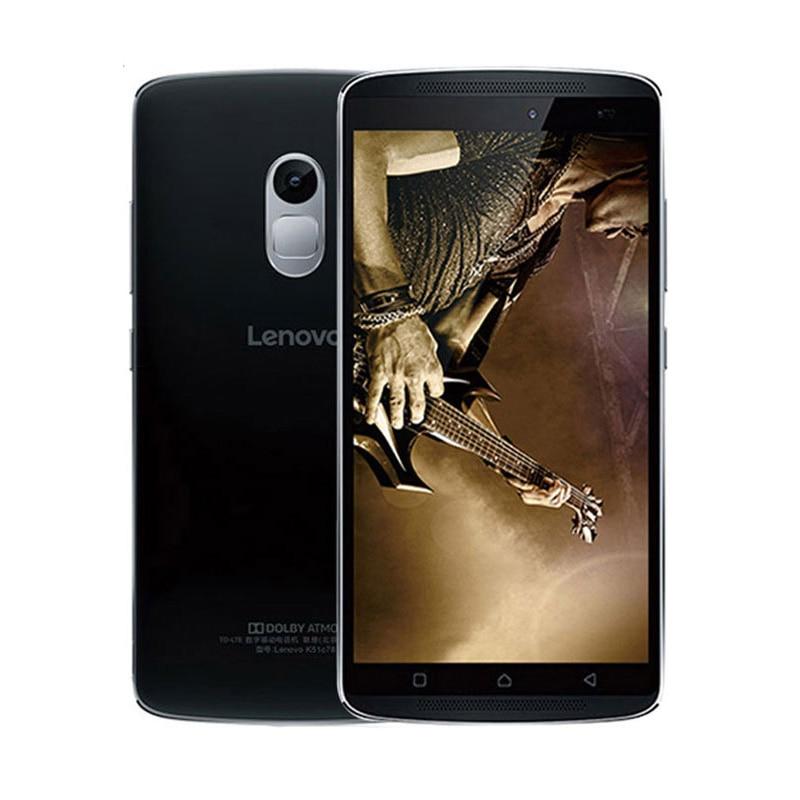 New Original Lenovo Lemon X3 Lite Cell phone 4G LTE Android 6 0 MTK7653 Octa Core