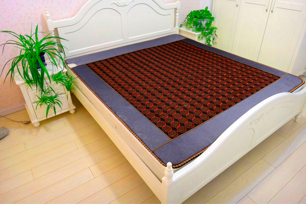 Free Shipping for Jade Germanium Health Care Tourmaline Heated Cushion Electric Heating Jade Cushion Mat Free Shipping best selling korea natural jade heated cushion tourmaline health care germanium electric heating cushion physical therapy mat