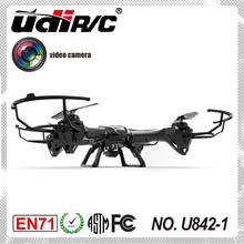UDI U842-1 FPV WIFI real-time transmission four-axis aircraft HD aerial vehicle U818S upgrade version