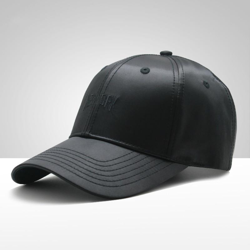 COKK Satin Snapback Hats For Women Embroidery Letter Baseball Cap Men Spring Summer Casual Dad Hat Fashion Hip Hop Bone Gorras 2