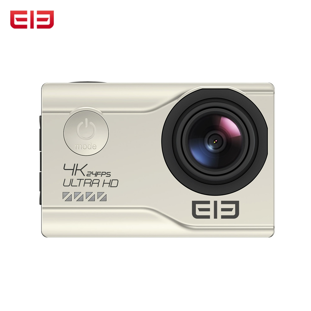 Elephone EleCam Explorer Elite 4K WiFi Action Camera 170 Degree FOV 2.0 inch LCD Display Waterproof Sport Camera Novatek 96660 круг алмазный по керамике 1a1r ceramics elite 200x1 6x7 0x25 4 diam 000547