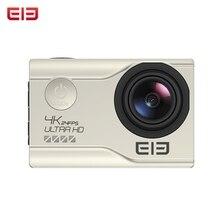 Original Elephone EleCam Explorer Elite 4 K WiFi Acción Cámara Del Deporte de 170 Grados FOV 2.0 pulgadas LCD Pantalla Impermeable de la Acción cámara
