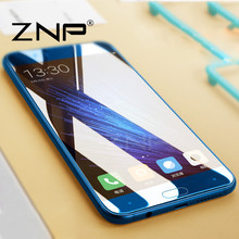 ZNP For Huawei P10 lite P10 Plus Screen Protector Clear Full Coverage Tempered Glass for Huawei P10 lite Honor 9 tempered glass