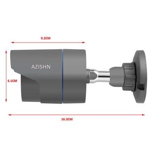 Image 5 - AZISHN 1080P AHD Security Camera Sony IMX323 Sensor 2MP Surveillance Camera 6pcs Array Led  Night Vision Waterproof CCTV Camera