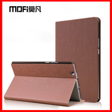 Huawei m3 pad case original 8.4 inch MOFi Huawei mediapad m3 case cover leather capas silicone media m3 flip tablet case(China (Mainland))
