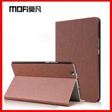 Huawei m3 pad cas d'origine 8.4 pouce MOFi Huawei mediapad m3 housse en cuir capas silicone médias m3 flip tablet cas
