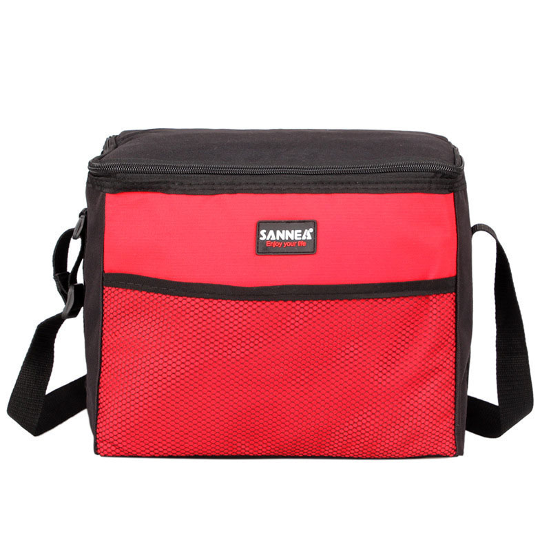 Picnic Bags Isothermal Insulated Bag Refrigerator Lunch Box Beach Fridge Camping Travel Barbecue bbq Tools Beer Drink Basket (6)