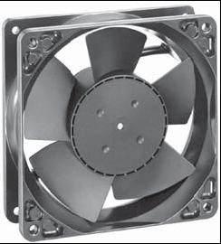 все цены на  ebm papst Original TYP 4118NHH 48V 230MA 15.5W 12CM aluminum frame axial fan  онлайн