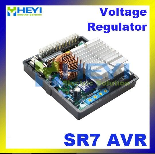 Avr для генератора генератора Mecc Alte Avr SR7 Автоматический Регулятор Напряжения Генератора
