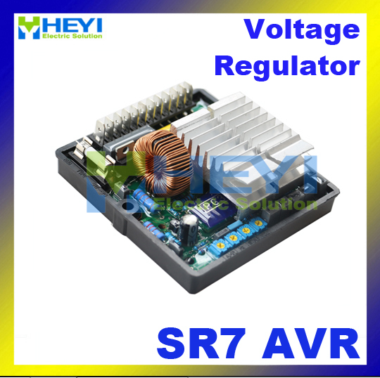 avr for generator alternator mecc alte avr SR7 Generator Automatic Voltage Regulator 5pcs lan8710a ezc qfn lan8710 lan8710a