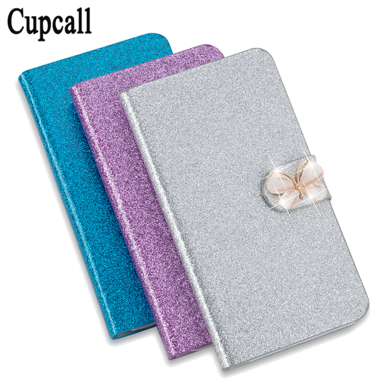 Cupcall высокое качество роскошные блестящие кожаные флип чехол для телефона Sony Ericsson Xperia Ray ST18i ST18 с id <font><b>card</b></font> <font><b>holder</b></font>