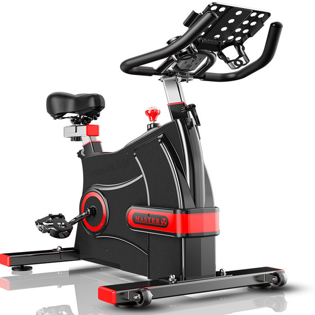 Spinning bicycle home gym ultra-quiet full package indoor sports pedal self-weight loss machine equipment