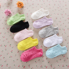 2017 new candy color hole baby kids ankle socks causual sports children short socks breathable for summer spring fit 1-9T