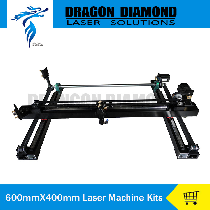 Co2 Laser Mechanical Spare Parts 600*400mm For Laser Cutting Machine co2 laser machine spare parts s