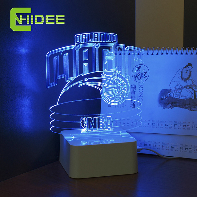 Aliexpress.com : Buy CNHIDEE Novelty USB Lampade Da Tavolo Orlando Magic Lamp...
