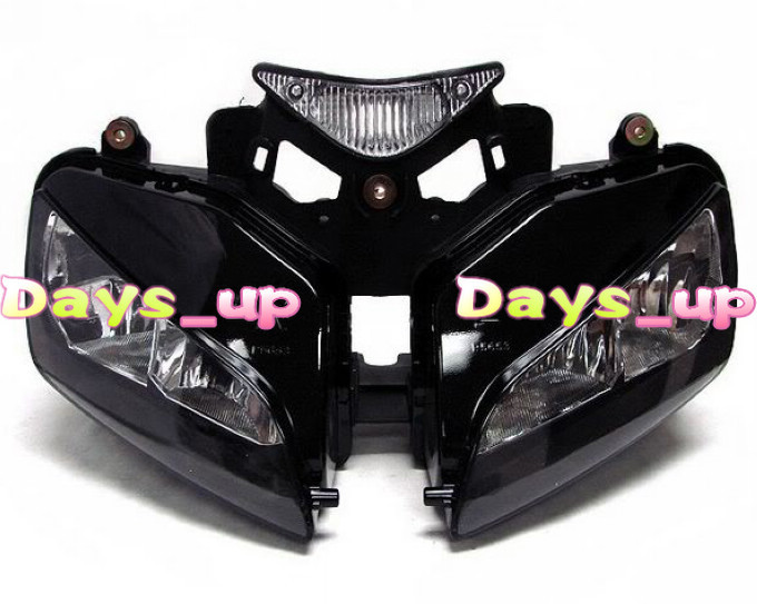 Motorcycle Front Lighting Headlamp for Honda CBR1000RR 2004 2005 2006 2007 CBR 1000 RR / 1000RR,Motorcycle Lighting & Headlamps! motorcycle fender eliminator led light tidy tail for honda cbr 600rr cbr600rr 2005 2006 cbr 1000rr cbr1000rr 2004 2005 2006 2007