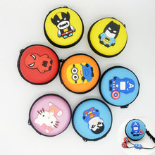 2016 NEW cartoon in ear wired 3 5mm earphone headphone Avenger Batman Superman Steven Steve Rogers