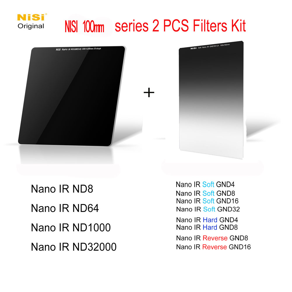 Buy Nisi 100100mm Nd1000 Nd64 Camera Filter Square Sirui Ultra Slim S Pro Nano Mc Uv 77mm 1