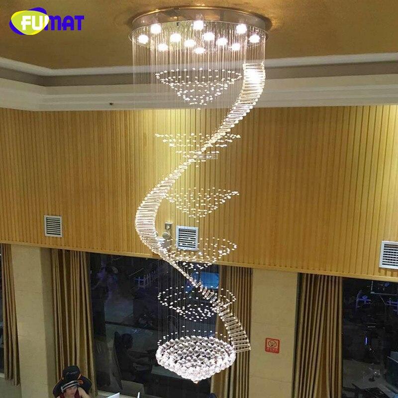 Ժամանակակից ջահեր LED K9 Crystal Lamps Long - Ներքին լուսավորություն
