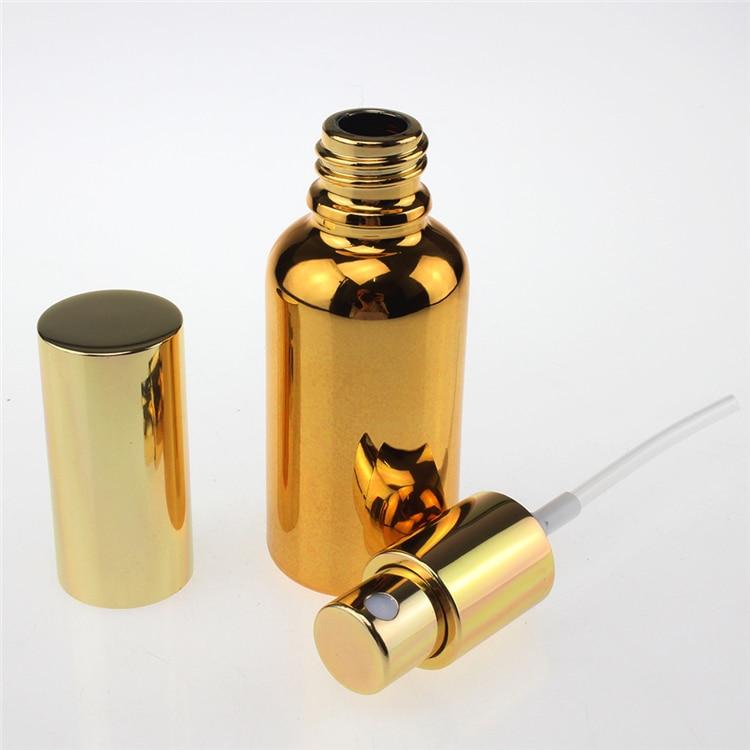 100pcs 1 once unique fine vaporisateur en verre vaporisateur, 30ml - Outils pour les soins de la peau - Photo 2
