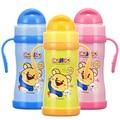 Baby Bottle Neprolivajka Cups And Mugs Baby Feeding Cup Drinkware Geometric Nitrosamine Free 240Ml Water Bottle Training Ce/Eu